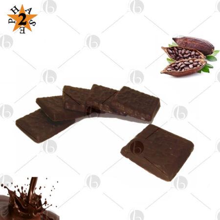 sfogliatine proteiche al cacao fase 2