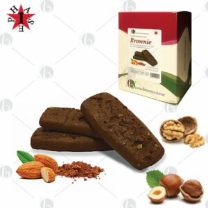 Brownie Proteico Cacao Fase 1 - Box 10 x 35g