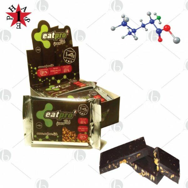 ipertab Cioccolata Proteica con Granella Fase 1 - 45g