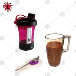 Bevanda proteica al cacao