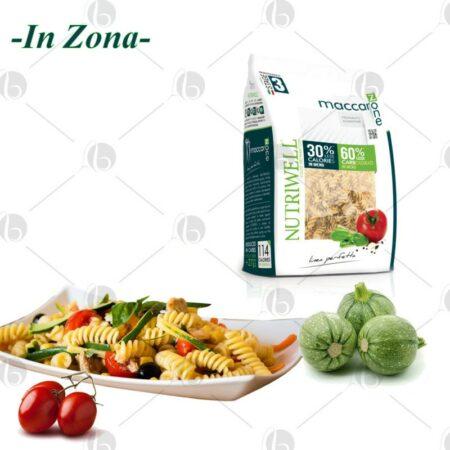 Fusilli Nutriwell Dieta a Zona – 250g