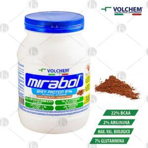 MIRABOL WHEY PROTEIN 94% Cioccolato 750g