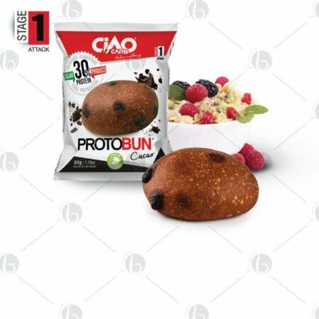 ProtoBun Cacao CiaoCarb Stage 1 - 50g X 12
