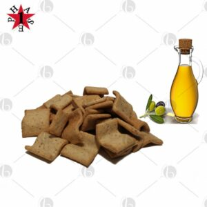Crackers Proteici CiaoCarb Fase 1