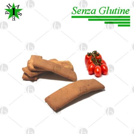 Cracker Proteici al Pomodoro