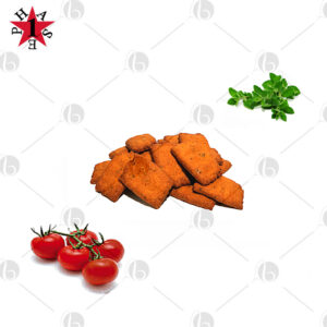 Crackers Proteici al pomodoro Fase 1