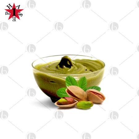 crema proteica al pistacchio