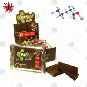 tavoletta di Cioccolata proteica