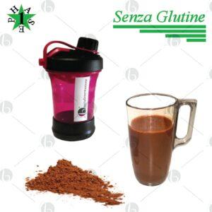 drink proteico al cacao
