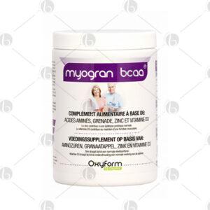 myogran integratore bcaa